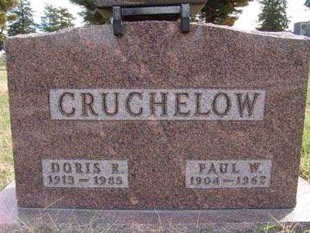 CRUCHELOW, PAUL W. - Warren County, Iowa | PAUL W. CRUCHELOW