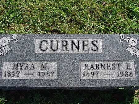 CURNES, EARNEST E - Warren County, Iowa | EARNEST E CURNES