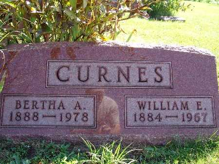 CURNES, BERTHA A - Warren County, Iowa | BERTHA A CURNES