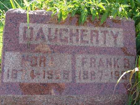 DAUGHERTY, FRANK B - Warren County, Iowa | FRANK B DAUGHERTY
