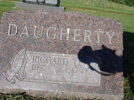 DAUGHERTY, RICHARD LEE - Warren County, Iowa | RICHARD LEE DAUGHERTY
