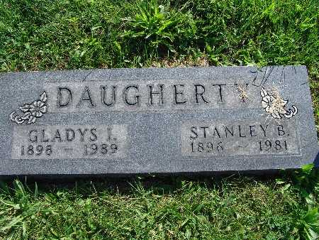 DAUGHERTY, STANLEY B - Warren County, Iowa | STANLEY B DAUGHERTY