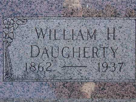 DAUGHERTY, WILLIAM H - Warren County, Iowa | WILLIAM H DAUGHERTY