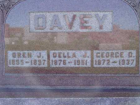 DAVEY, GEORGE D. - Warren County, Iowa | GEORGE D. DAVEY