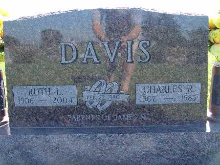 DAVIS, RUTH L - Warren County, Iowa | RUTH L DAVIS
