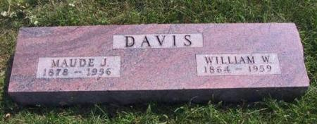 DAVIS, WILLIAM WERT - Warren County, Iowa | WILLIAM WERT DAVIS