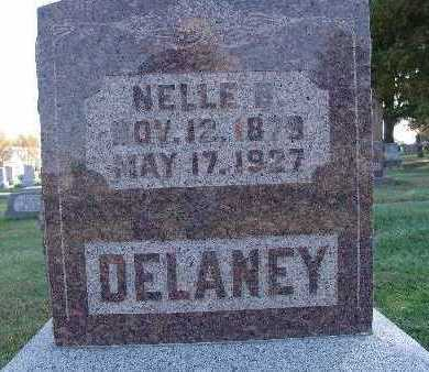 DELANEY, NELLE B. - Warren County, Iowa | NELLE B. DELANEY