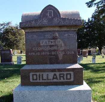 DILLARD, GEORGE - Warren County, Iowa | GEORGE DILLARD