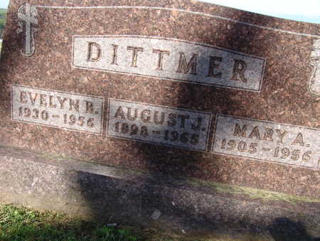 DITTMER, AUGUST J. - Warren County, Iowa | AUGUST J. DITTMER