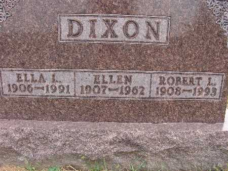 DIXON, ELLEN - Warren County, Iowa | ELLEN DIXON