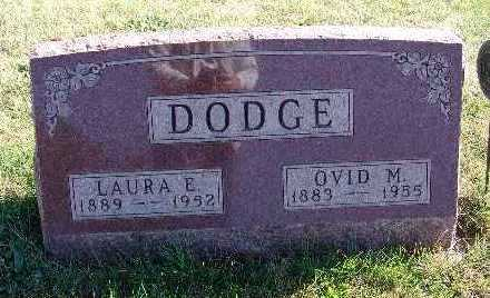 HOOVER DODGE, LAURA E. - Warren County, Iowa | LAURA E. HOOVER DODGE