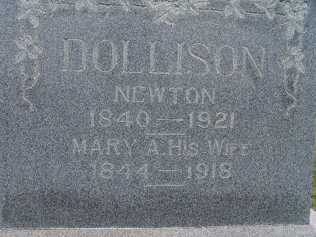 DOLLISON, NEWTON - Warren County, Iowa | NEWTON DOLLISON