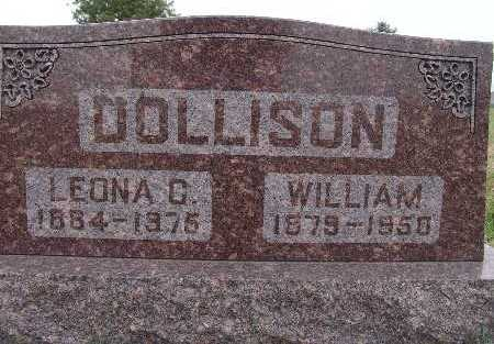 DOLLISON, LEONA C. - Warren County, Iowa | LEONA C. DOLLISON
