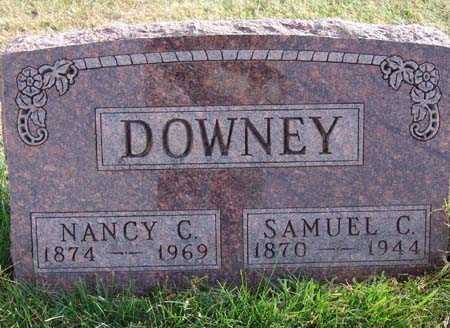 DOWNEY, SAMUEL C. - Warren County, Iowa | SAMUEL C. DOWNEY