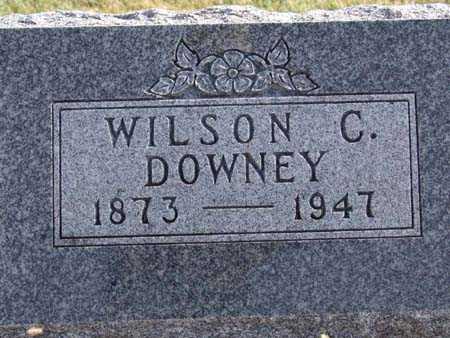 DOWNEY, WILSON C. - Warren County, Iowa | WILSON C. DOWNEY