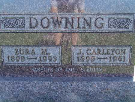 DOWNING, J CARLETON - Warren County, Iowa | J CARLETON DOWNING