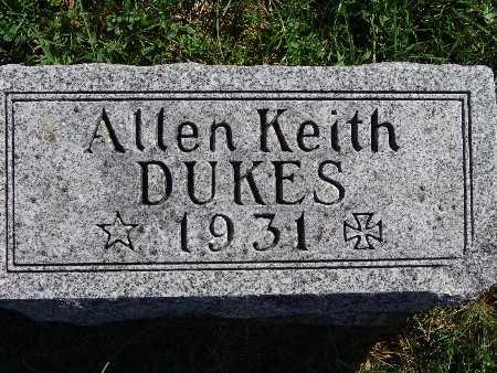 DUKES, ALLEN KEITH - Warren County, Iowa | ALLEN KEITH DUKES
