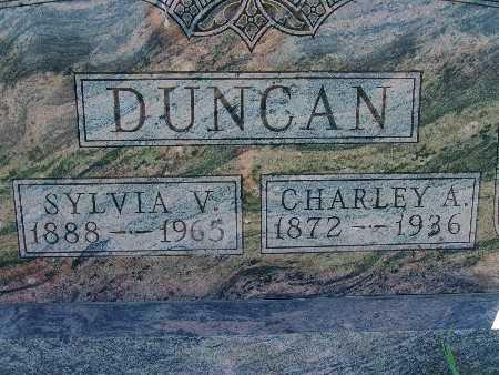 DUNCAN, CHARLEY A - Warren County, Iowa | CHARLEY A DUNCAN