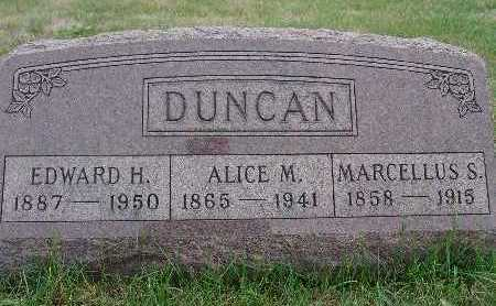 DUNCAN, EDWARD H. - Warren County, Iowa | EDWARD H. DUNCAN
