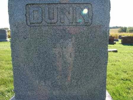 DUNN, MARY E. - Warren County, Iowa | MARY E. DUNN