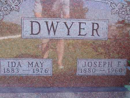DWYER, JOSEPH F - Warren County, Iowa | JOSEPH F DWYER