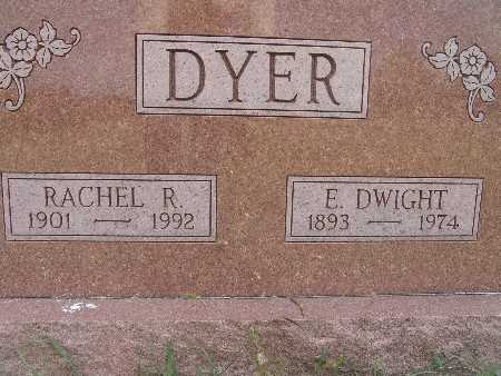 DYER, E. DWIGHT - Warren County, Iowa | E. DWIGHT DYER
