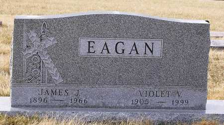 EAGAN, VIOLET V. - Warren County, Iowa | VIOLET V. EAGAN