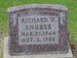 ENDRES, RICHARD W - Warren County, Iowa | RICHARD W ENDRES