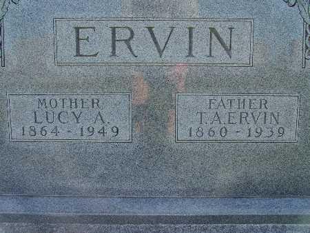 ERVIN, LUCY A. - Warren County, Iowa | LUCY A. ERVIN