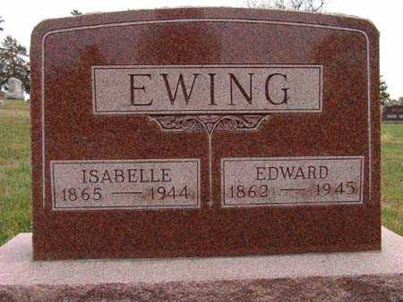 EWING, ISABELLE - Warren County, Iowa | ISABELLE EWING