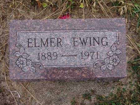 EWING, ELMER - Warren County, Iowa | ELMER EWING