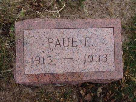 EWING, PAUL E. - Warren County, Iowa | PAUL E. EWING