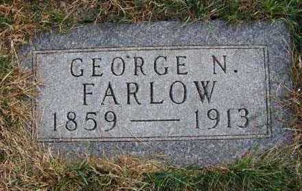 FARLOW, GEORGE N. - Warren County, Iowa | GEORGE N. FARLOW