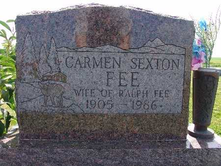 FEE, CARMEN - Warren County, Iowa | CARMEN FEE