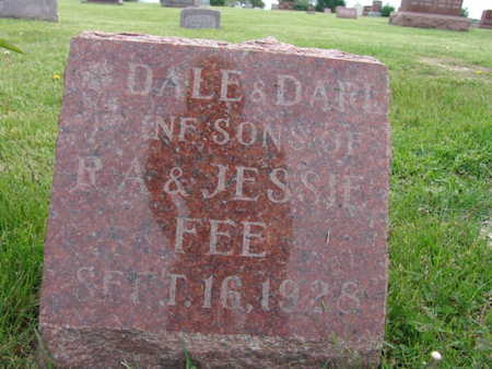 FEE, DALE - Warren County, Iowa | DALE FEE