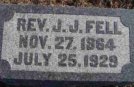 FELL, J. J. - Warren County, Iowa | J. J. FELL