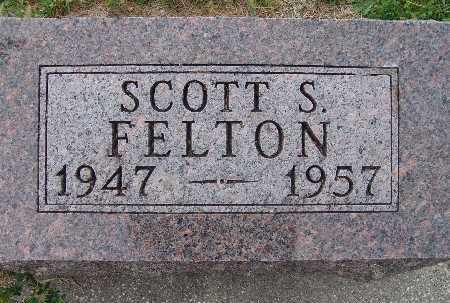FELTON, SCOTT S. - Warren County, Iowa | SCOTT S. FELTON