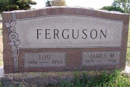 FERGUSON, JAMES M. - Warren County, Iowa | JAMES M. FERGUSON