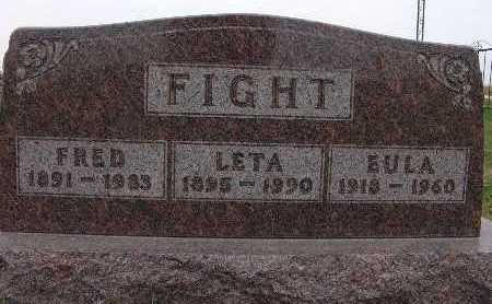 FIGHT, LETA - Warren County, Iowa | LETA FIGHT