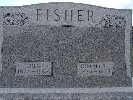 FISHER, CHARLES H. - Warren County, Iowa | CHARLES H. FISHER