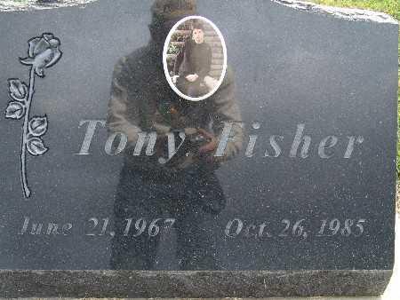 FISHER, TONY - Warren County, Iowa | TONY FISHER