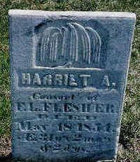 FLESHER, HARRIET - Warren County, Iowa | HARRIET FLESHER