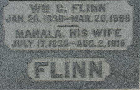 FLINN, WM C - Warren County, Iowa | WM C FLINN