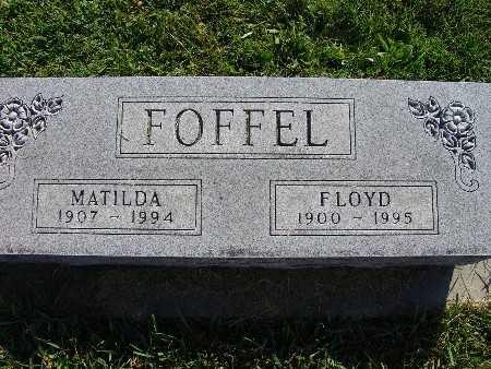 FOFFEL, FLOYD - Warren County, Iowa | FLOYD FOFFEL