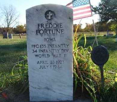 FORTUNE, FREDDIE - Warren County, Iowa | FREDDIE FORTUNE