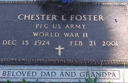 FOSTER, CHESTER L - Warren County, Iowa | CHESTER L FOSTER