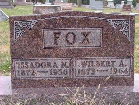 FOX, ISSADORA N. - Warren County, Iowa | ISSADORA N. FOX