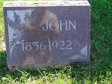 FRANK, JOHN - Warren County, Iowa | JOHN FRANK
