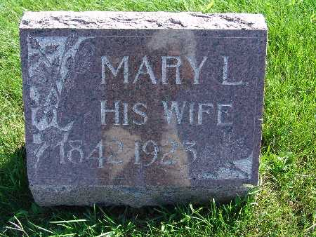 FRANK, MARY L - Warren County, Iowa | MARY L FRANK