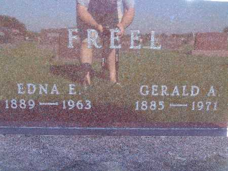 FREEL, EDNA E - Warren County, Iowa | EDNA E FREEL